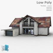 Building 005 3d model