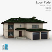 Building 007 3d model