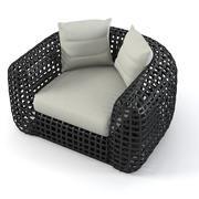 Кеннет Кобоунпю Матильда кресло для отдыха 3d model