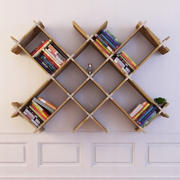 Bücherregal 13 3d model