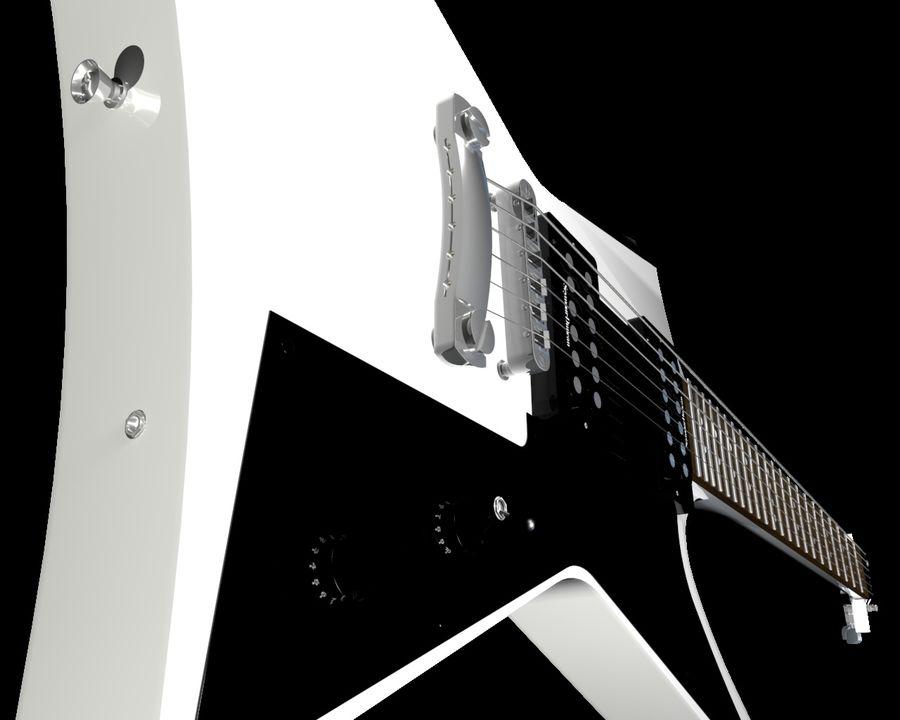 기타 royalty-free 3d model - Preview no. 2
