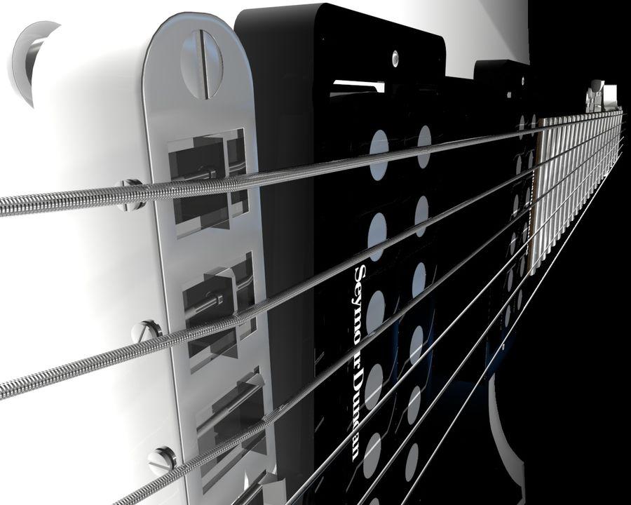 기타 royalty-free 3d model - Preview no. 5
