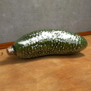 Kerst augurk komkommer 3d model