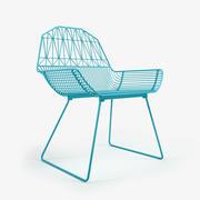 Кресло фермы 3d model