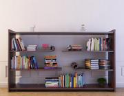 Boekenkast 23 3d model