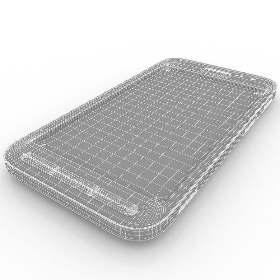三星Galaxy Core Advance royalty-free 3d model - Preview no. 15