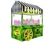 Game Kiosk 3d model