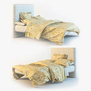 Ropa de cama_Pottery_Barn modelo 3d