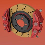 Brakes 3d model