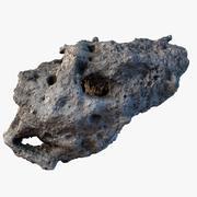Asteroide 03 modelo 3d