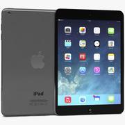 Apple iPad Air & Mini 2 Gray 3d model