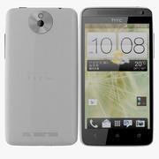 HTC Desire 501 Белый 3d model