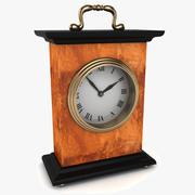 Reloj de oficina ejecutiva modelo 3d