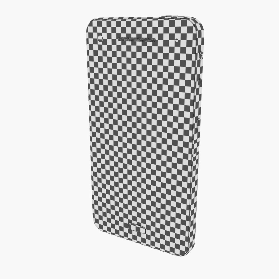 Smart Phone royalty-free 3d model - Preview no. 1