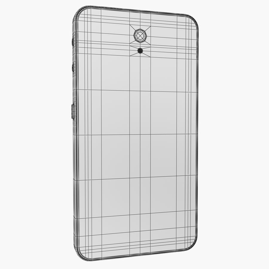 Smart Phone royalty-free 3d model - Preview no. 15