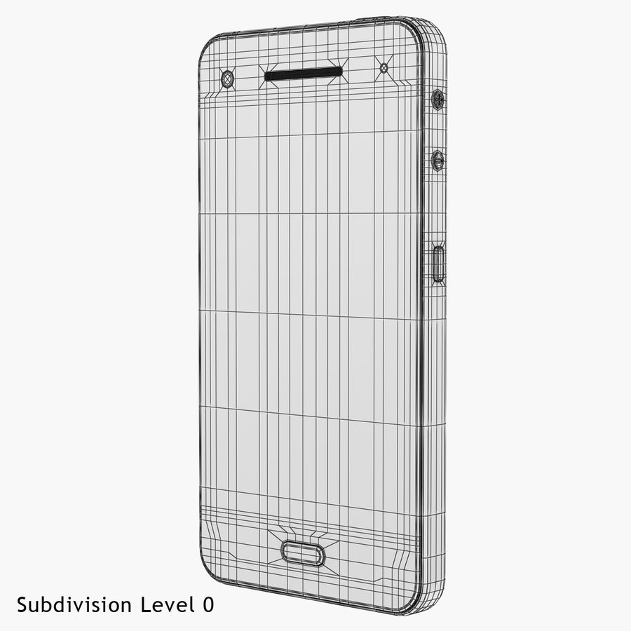 Smart Phone royalty-free 3d model - Preview no. 10