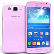 Samsung Galaxy Win Pro G3812 Rose 3DS 3d model