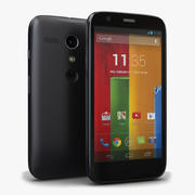 Motorola Moto G & G Dual SIM Czarny 3d model