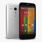 Motorola Moto G & G Dual SIM White 3d model