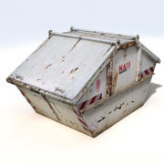 Contenedor de Residuos 1 modelo 3d