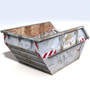 Contenedor de Residuos 2 modelo 3d