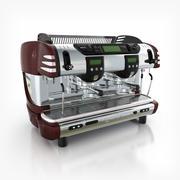Espressomaskin 3d model