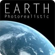 Fotorealistisk jord 3d model