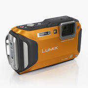 Panasonic Lumix DMC-FT5 3d model