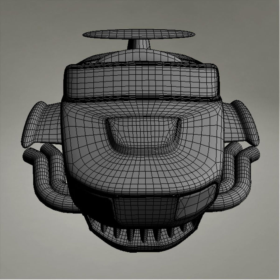 航空機 royalty-free 3d model - Preview no. 24