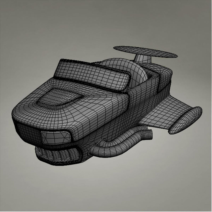 航空機 royalty-free 3d model - Preview no. 16