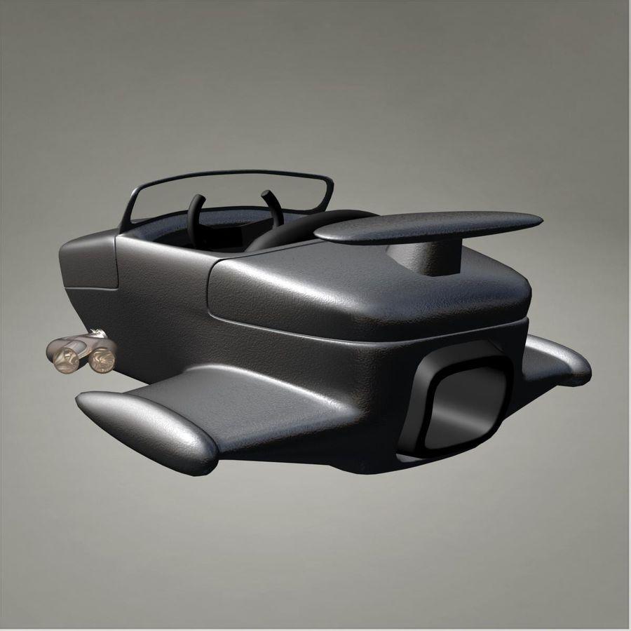 Aircraft royalty-free 3d model - Preview no. 5