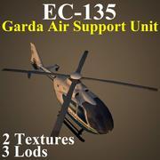 EC35 GAS 3d model