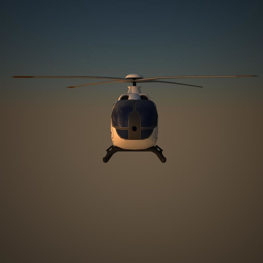 EC35 그 royalty-free 3d model - Preview no. 2