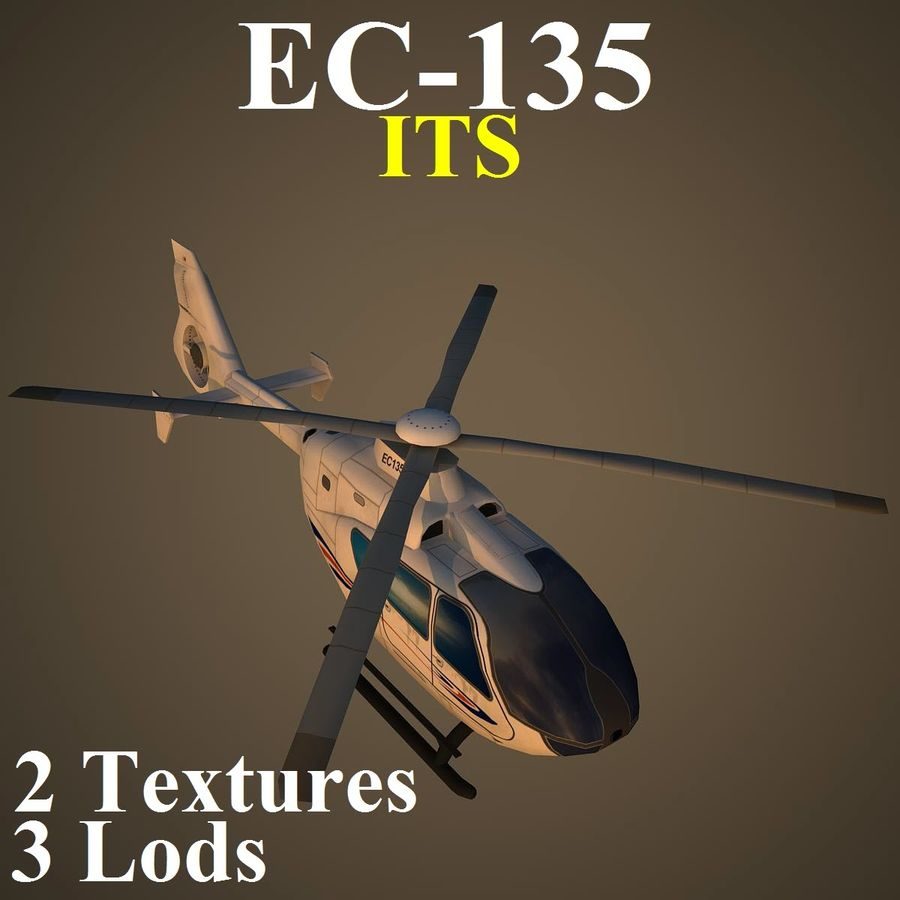 EC35 그 royalty-free 3d model - Preview no. 1