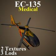 EC35 MED 3d model
