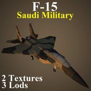 F15 SAU 3d model