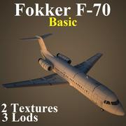 F70 Basic 3d model