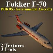 F70 PHK 3d model