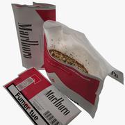 タバコ 3d model