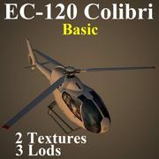 EC20 기본 3d model