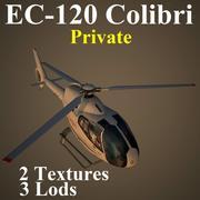 EC20 PVT 3d model