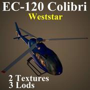 EC20 WAA 3d model