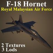 F18 RMF 3d model