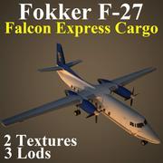 F27 FC 3d model