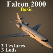 F2TH Basic 3d model