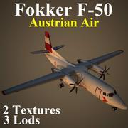 F50 AUA 3d model
