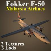 F50 MAS 3d model