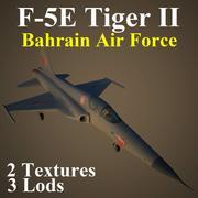 F5E BAH 3d model