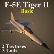 F5E Basic 3d model