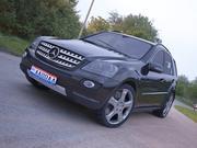Mercedes ML 350 3d model